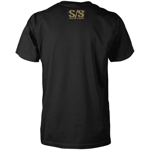 Speed and Strength Jesse Rooke Customs T-shirt