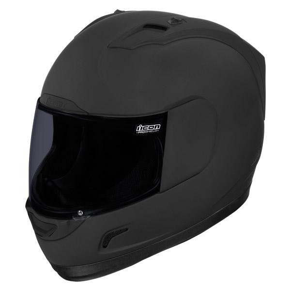 ICON Alliance Dark Full Face Helmet