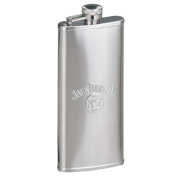Jack Daniel's Stainless Steel Boot Flask