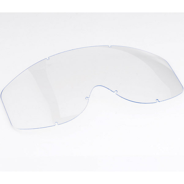 Replacement Moto Goggle Clear Lens