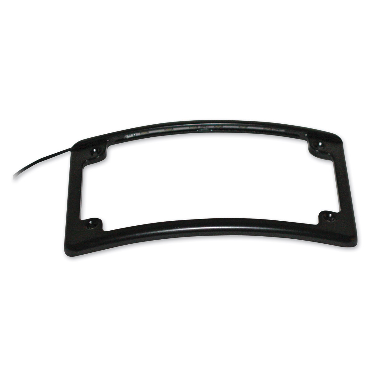 Custom Dynamics Radius LED License Plate Frame | 724-317 | J&P Cycles