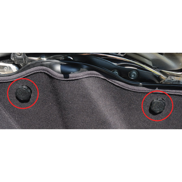 Reda Innovations Saddlebag Locks