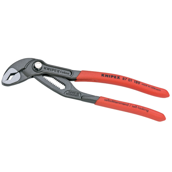 Knipex Cobra 7-1/4″ Adjustable Pliers