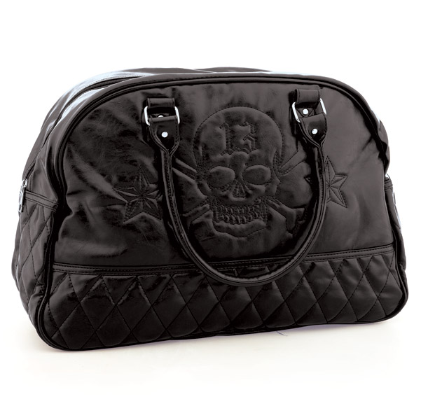 Lucky-13 Skull Thirteen Oversize Handbag