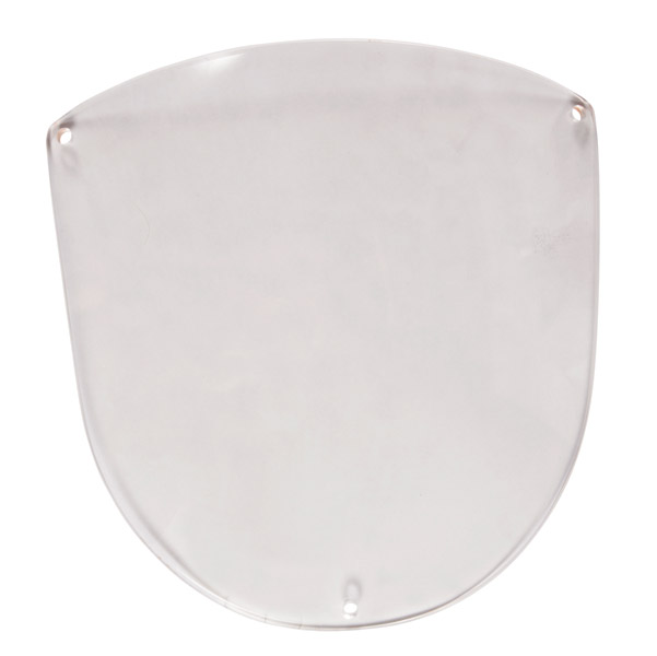 Conely's Accessories USA Quarter Fairing Replacement Windshield