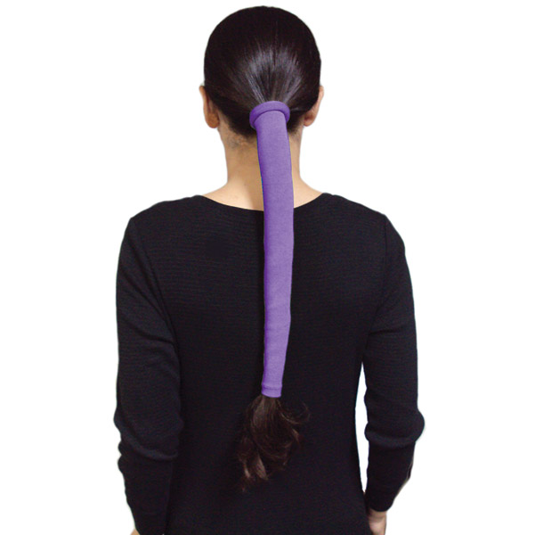 Wrapter Purple Hair Protector