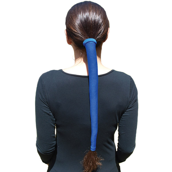 Wrapter Blue Hair Protector