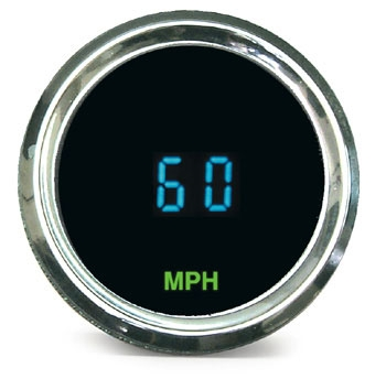 Dakota Digital 2-1/16″ Mini Instrument Speedometer