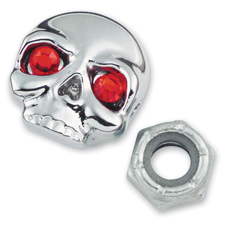 Wild 1 Skull Nut Cover