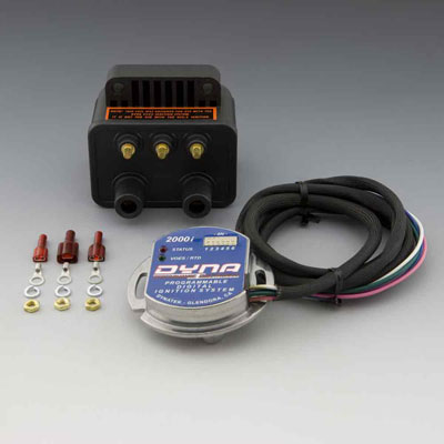Dynatek 2000i Ignition for Single Plug Single Fire Applications with one  Coil - D2KI-5P
