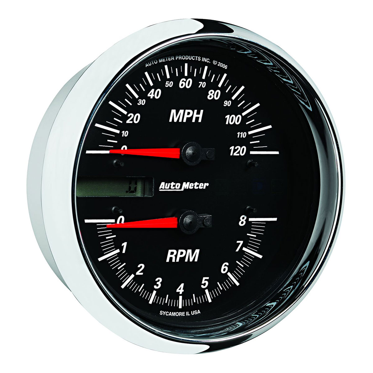 motorcycle speedometer j&p cycles sunpro tach wiring  mallory tach wiring diagram