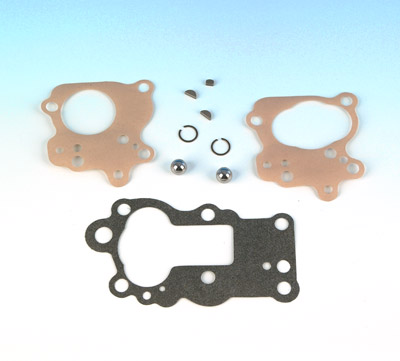 Genuine James Oil Pump Gasket Kit for Big Twin