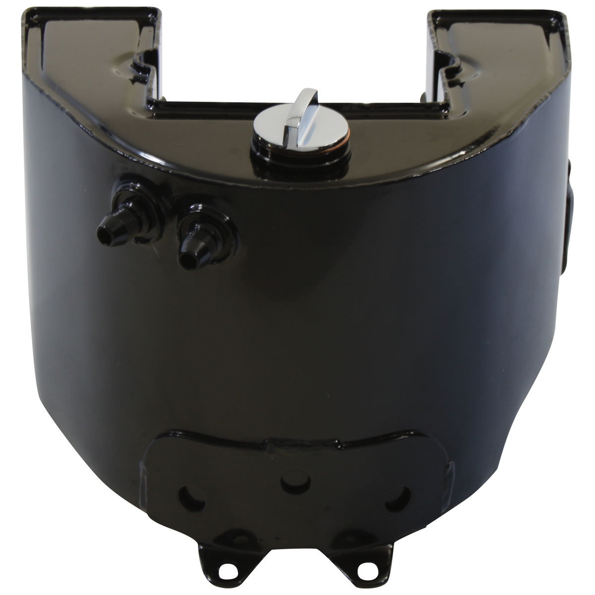 V-Twin Manufacturing Replica Oil Tank