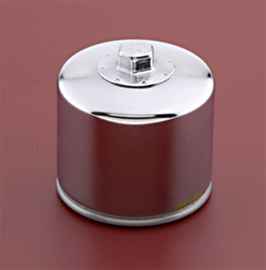 K&N High Performance Spin-on Oil Filter