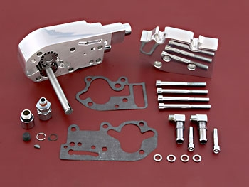 JIMS Oil Pump with Stock Style Cover