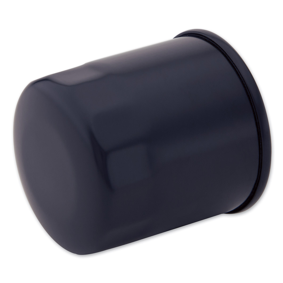J&P Cycles® Black Oil Filter for Honda, Kawasaki and Yamaha