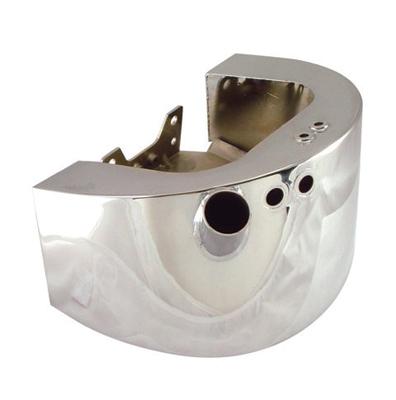 J&P Cycles® Chrome Oil Tank