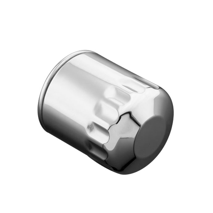 S&S Cycle Oil Filter Chrome