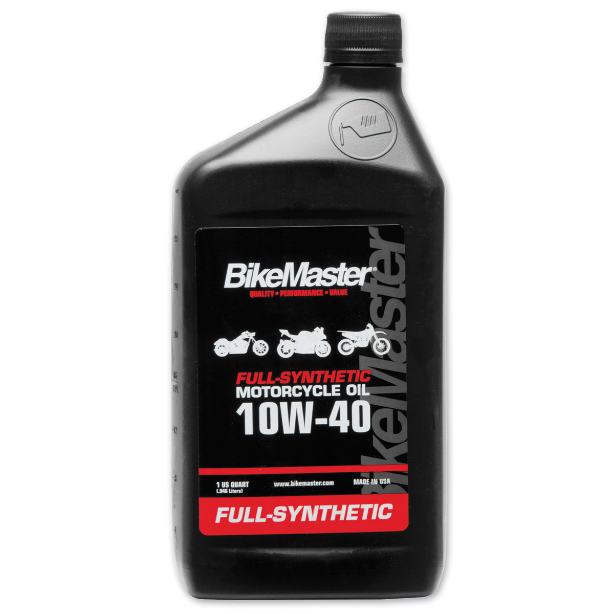 Bikemaster Full Synthetic 10w40 Engine Oil 742 216 J P