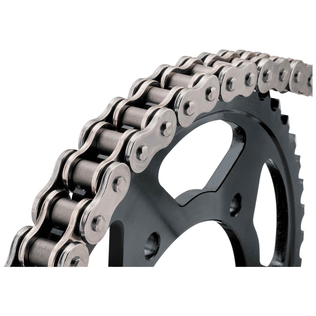 120 Links 19-7289 BikeMaster 530BMOR-120 530 BMOR Series O-Ring Chain