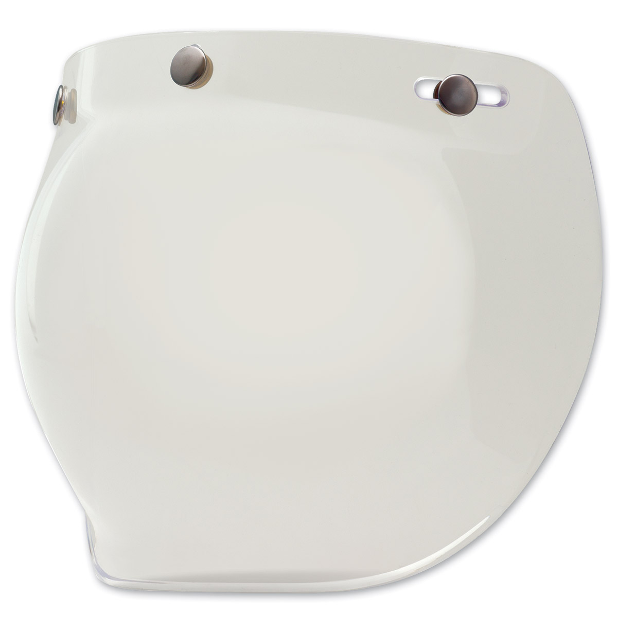 Bell 3-Snap Clear Bubble Shield