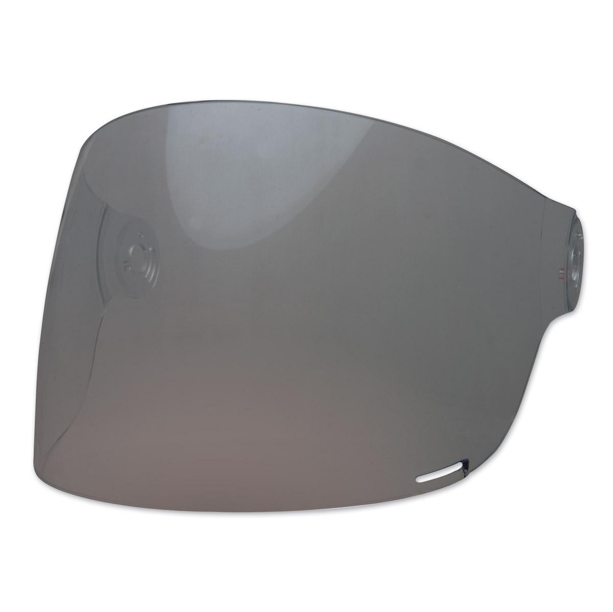 Bell Bullitt Dark Smoke Flat Shield w/Black Tab
