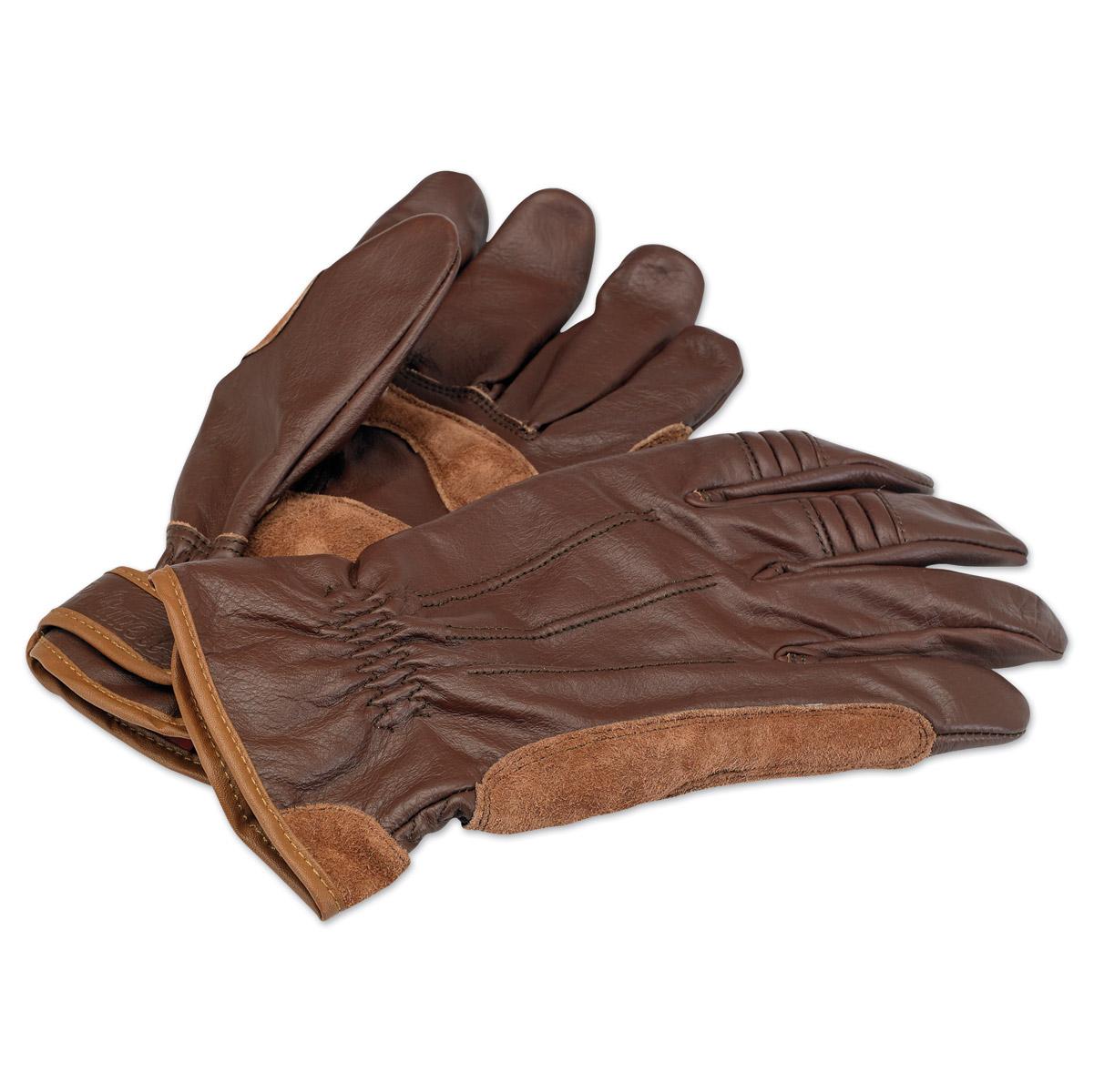 Biltwell Inc. Men's Chocolate Work Gloves