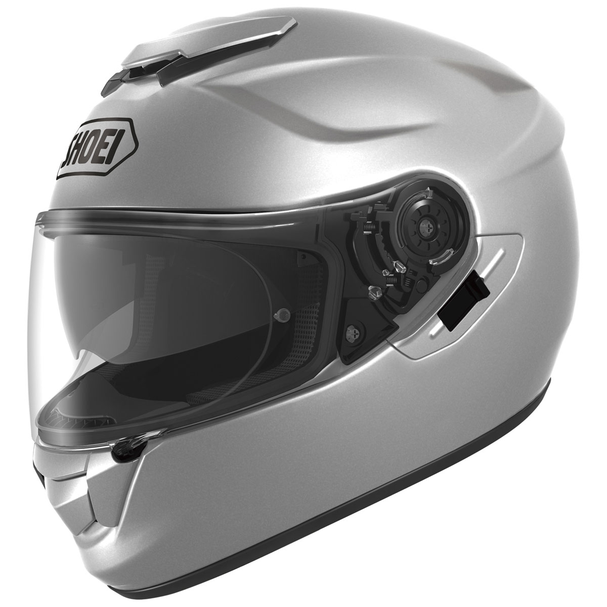 Shoei GT-Air Silver Full Face Helmet