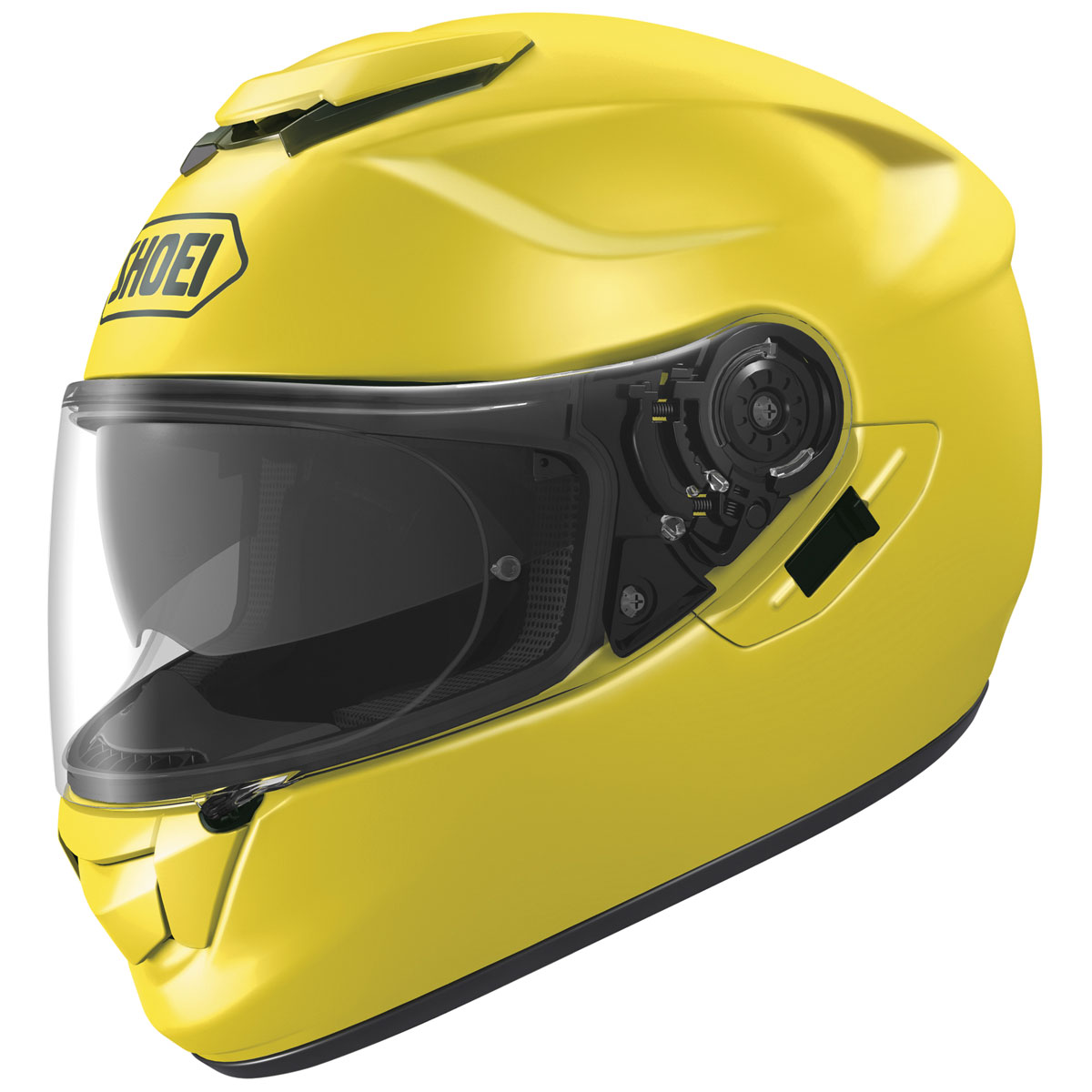 Shoei GT-Air Brilliant Yellow Full Face Helmet