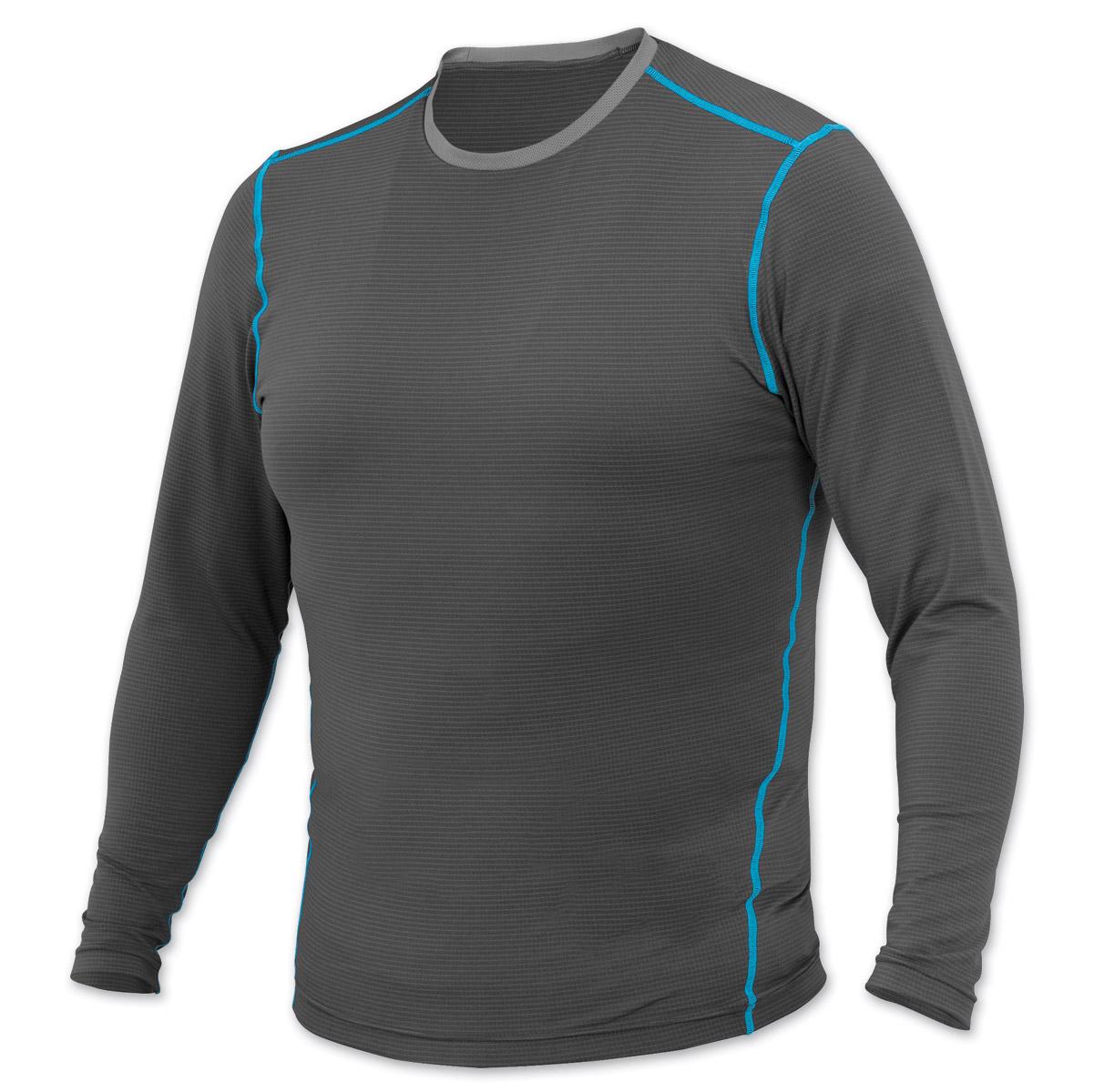 Firstgear Men's 37.5 Basegear Black Long Sleeve T-Shirt