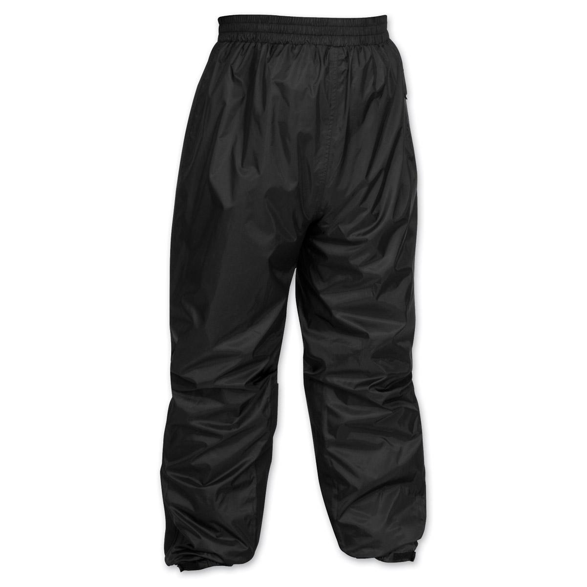 Firstgear Rainman Black Rain Pants