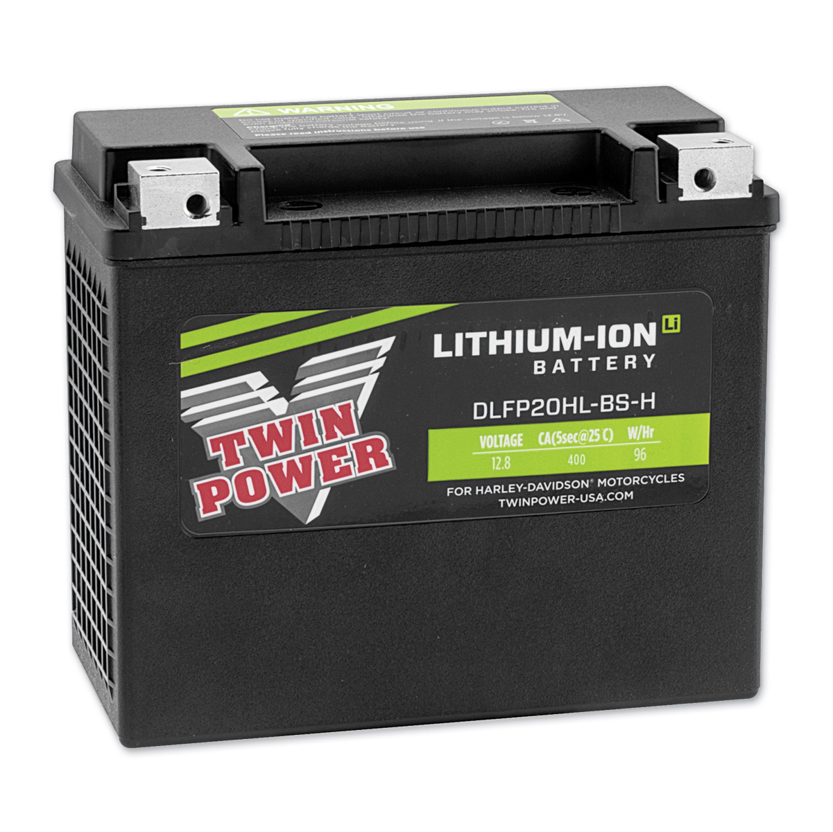 Lithium Ion Battery >> Twin Power Lithium Ion Batteries Dlfp20hl Bs H