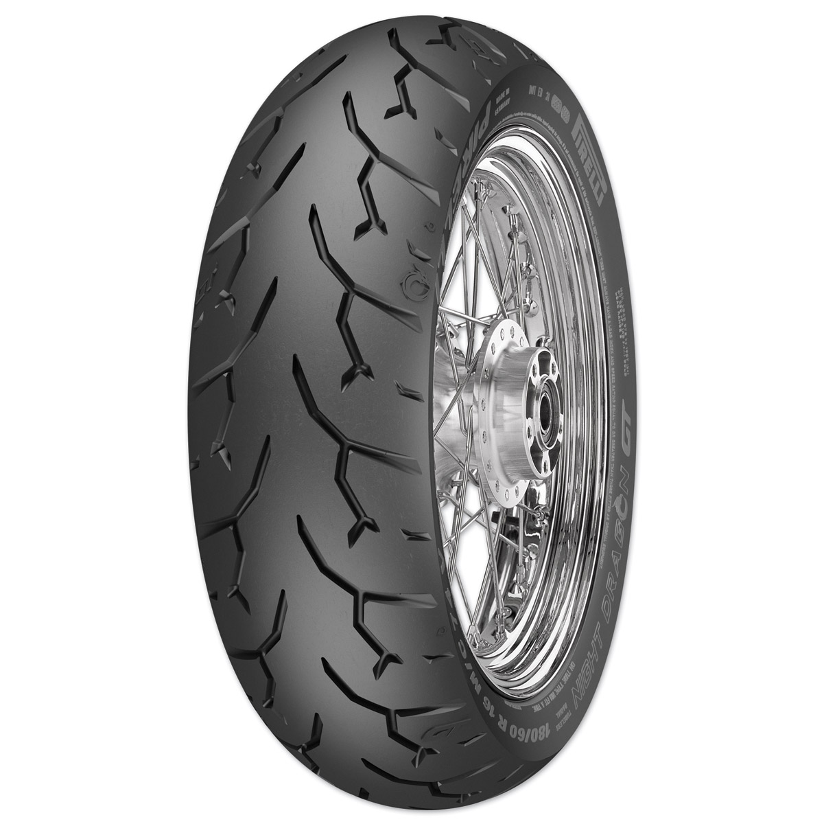 Pirelli Night Dragon GT 200/55R17 Rear Tire