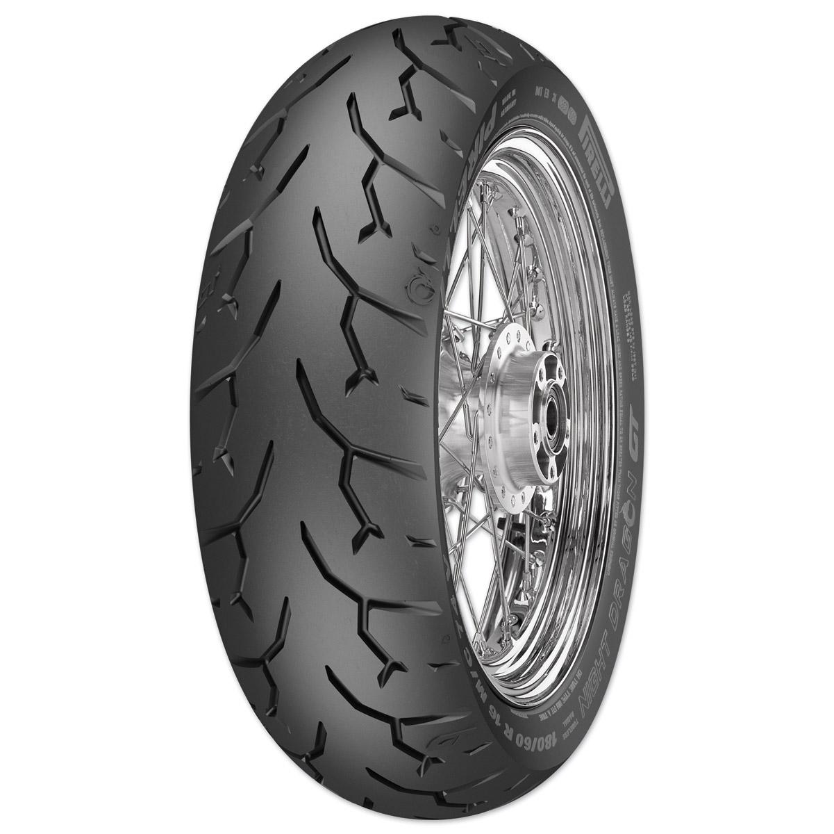 Pirelli Night Dragon GT 150/80B16 Rear Tire