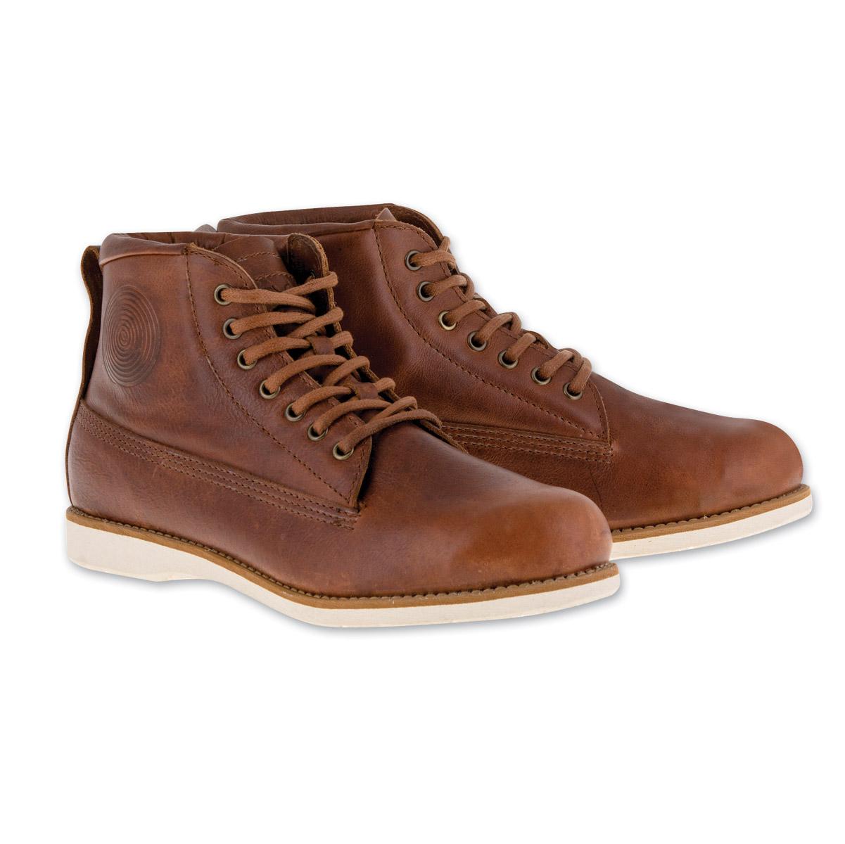 Alpinestars Oscar Men's Rayburn Brown Riding Shoes