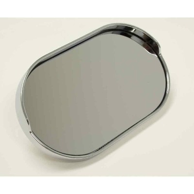 Kuryakyn  Magnum Chrome Replacement Mirror Head