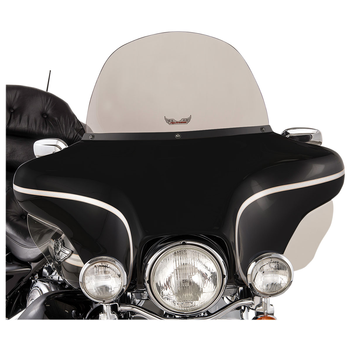 Slip Streamer 13″ Tinted Custom Replacement Windshield