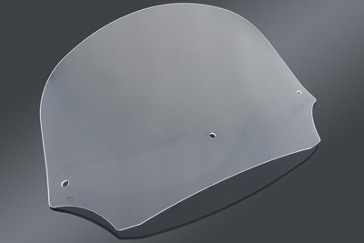 Memphis Shades 9″ Batwing Fairing Windshield