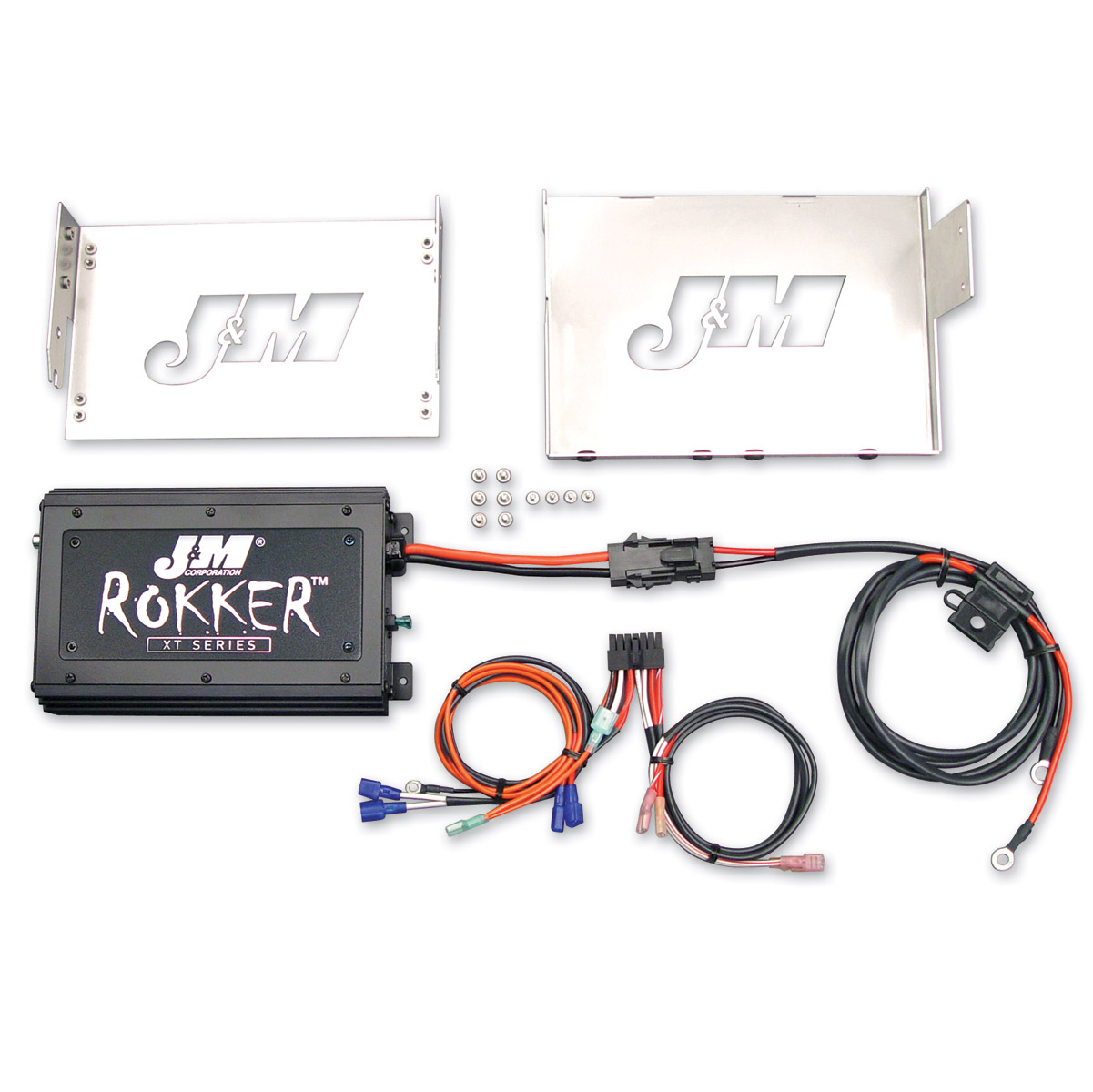 J&M 250-Watt Amplifier Kit for FLHT/FLHX Models