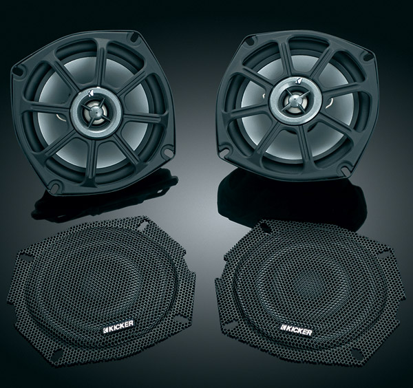 Kuryakyn Kicker PS5250 Speakers for Touring Models