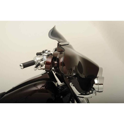 Klock Werks Dark Smoke Flare Windshield 6-1/2″