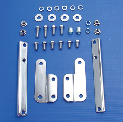 V-Twin Manufacturing Windshield Mount Kit
