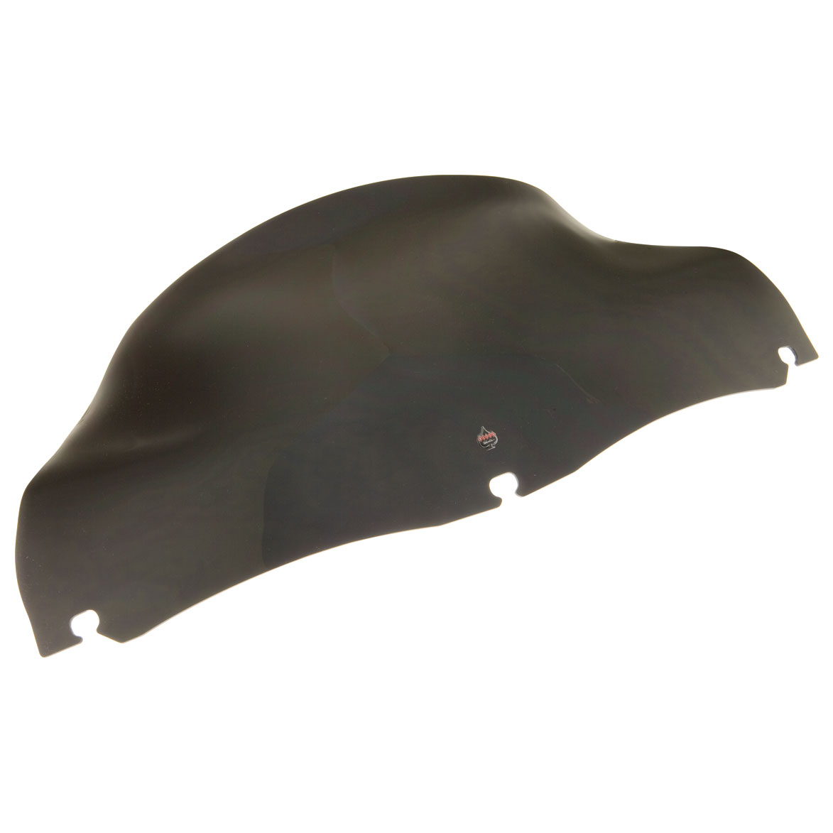 Klock Werks 8-1/2″ Black Flare Windshield