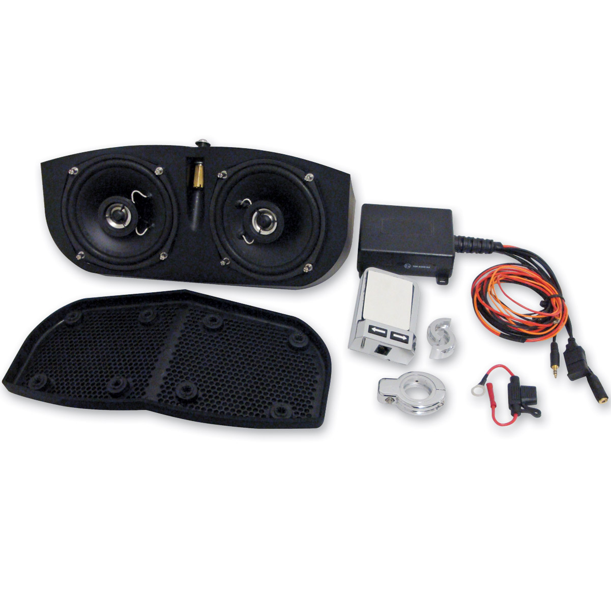 Harley-Davidson Sportster Audio & Electronics | J&P Cycles