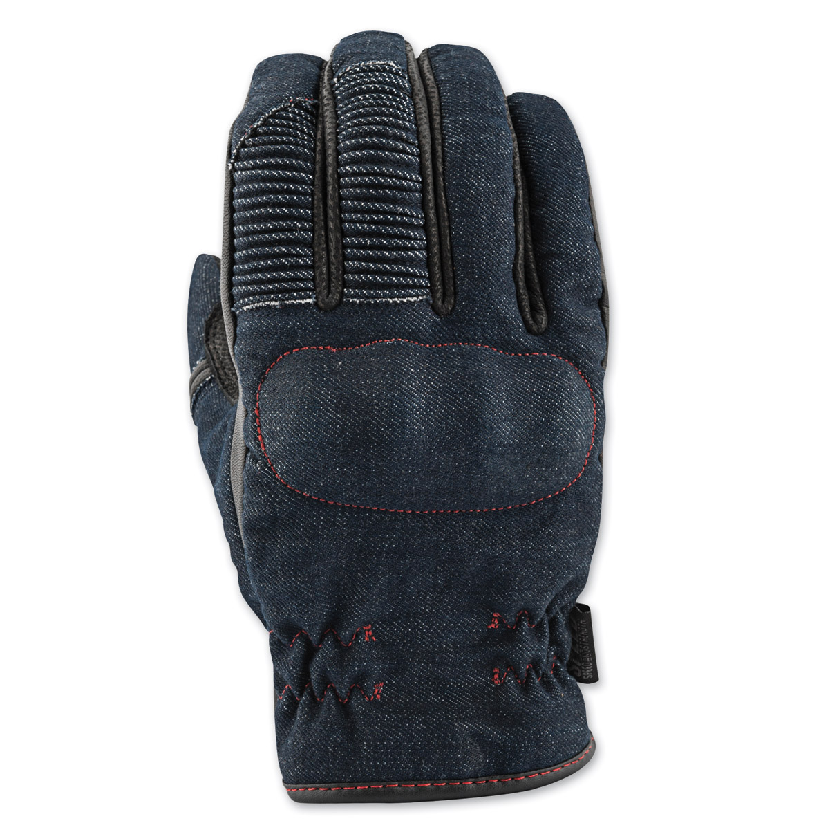 Speed and Strength Men's GridLock Indigo Denim Glove