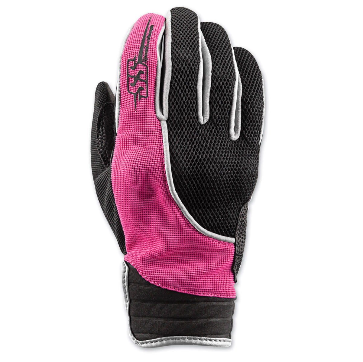 Speed and Strength Women's Comin' In Hot Pink/Black Gloves