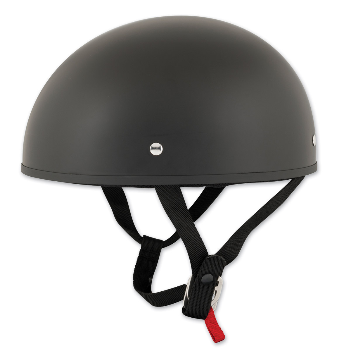 Speed and Strength SS210 Solid Speed Matte Black Half Helmet
