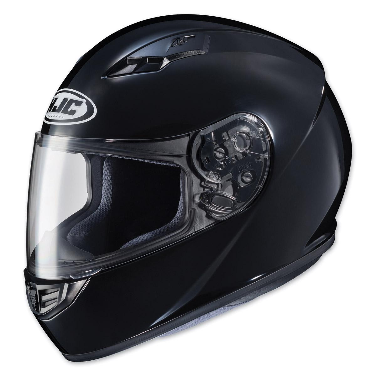 HJC CS-R3 Gloss Black Full Face Helmet