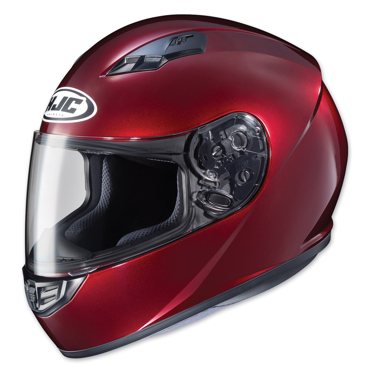 HJC CS-R3 Wine Full Face Helmet