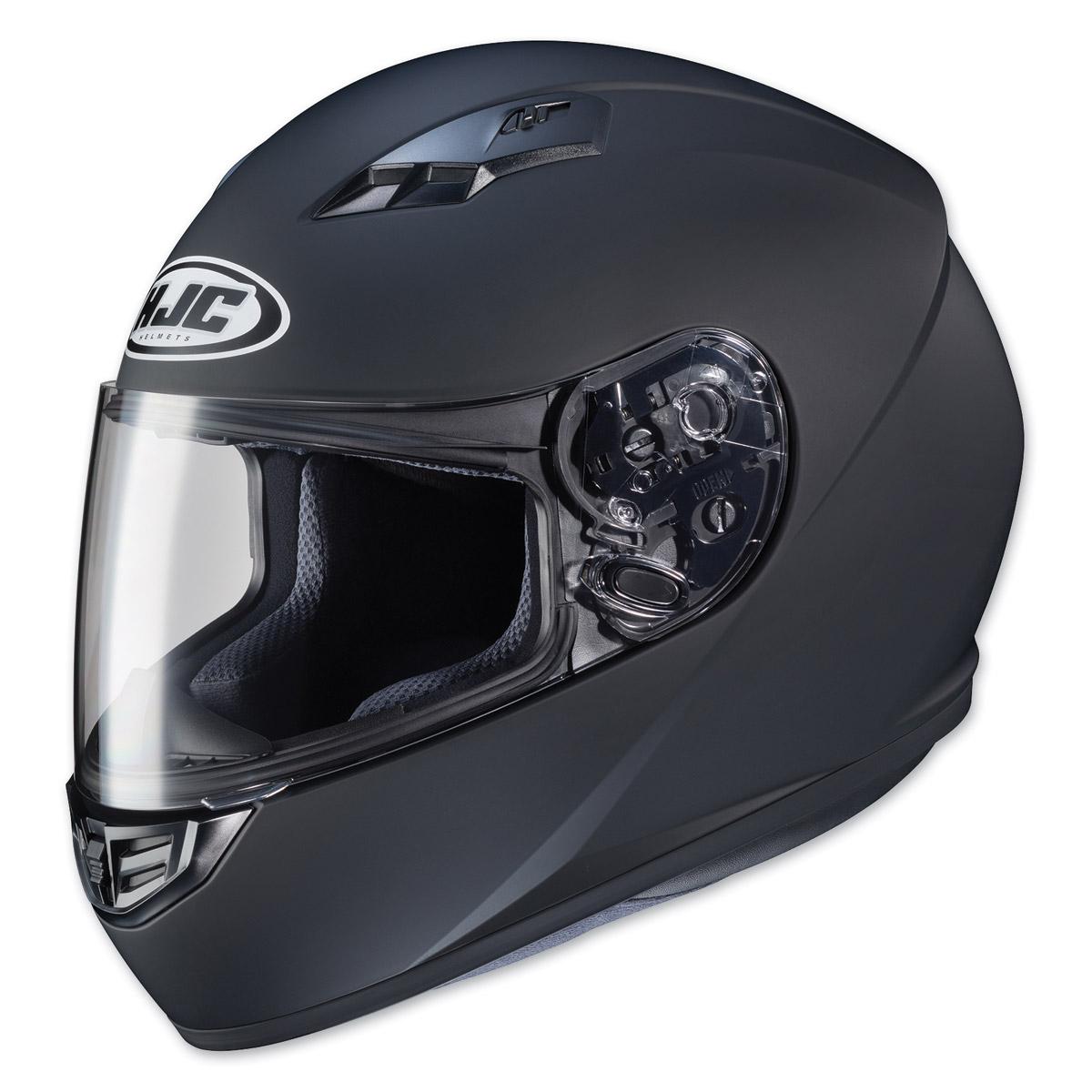 HJC CS-R3 Matte Black Full Face Helmet